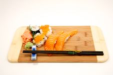 Free Sushi For Lunch Royalty Free Stock Images - 14077169