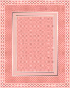 Free Elegant Lace Frame Royalty Free Stock Photos - 14077318