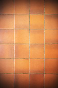 Free Red Tiles Royalty Free Stock Image - 14079046