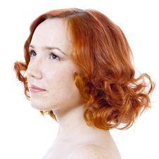 Free Redhead Girl Royalty Free Stock Photos - 14079198