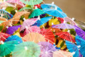 Free Coctail Umbrellas Royalty Free Stock Photography - 14081477