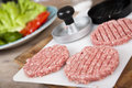 Free Fresh Hamburgers Stock Image - 14082631
