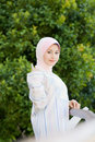 Free Beauty Of The Muslim Girl Royalty Free Stock Photos - 14082688