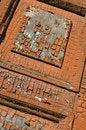 Free Old Painted Door Texture Stock Photo - 14088000