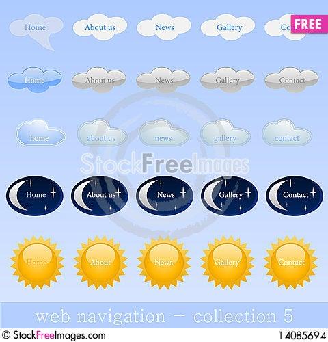 Free Web Navigation Stock Images - 14085694