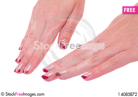 Free Women Hands Stock Photography - 14085872