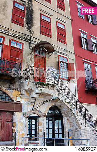 Free Venetian House Royalty Free Stock Photography - 14085907