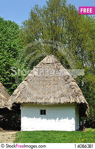 Free Hermitage By Wood Stock Image - 14086381