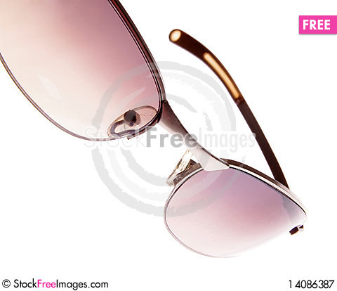 Free Trendy Sunglasses Royalty Free Stock Photography - 14086387
