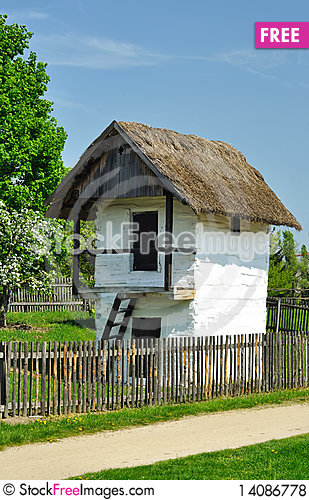 Free Hermitage By Wood Royalty Free Stock Photos - 14086778