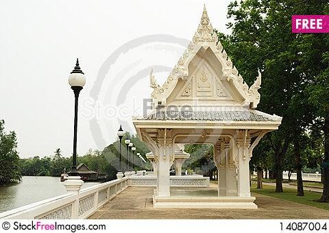Free Buddha Pavilion Stock Images - 14087004