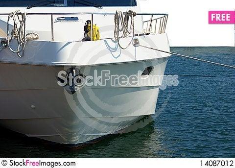 Free Motor Boat Stock Photography - 14087012