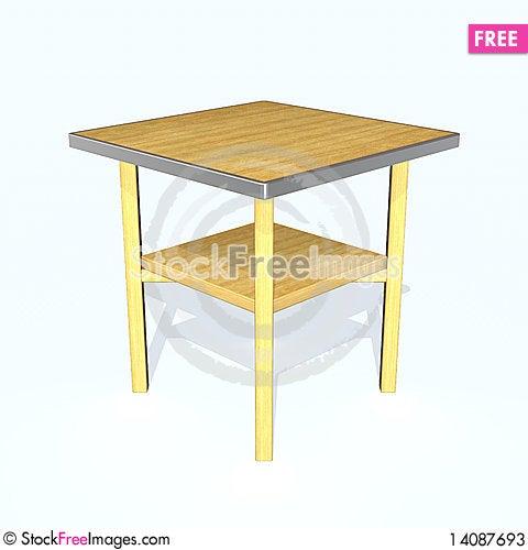 Free Table Stock Photos - 14087693