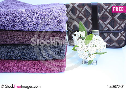 Free Towels Stock Image - 14087701
