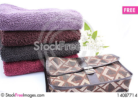 Free Towels Stock Images - 14087714