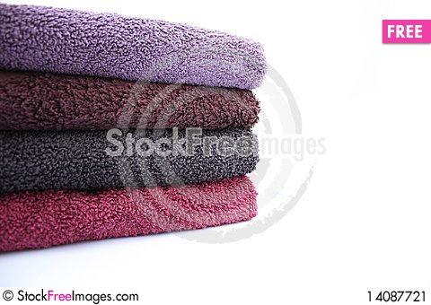 Free Towels Stock Image - 14087721