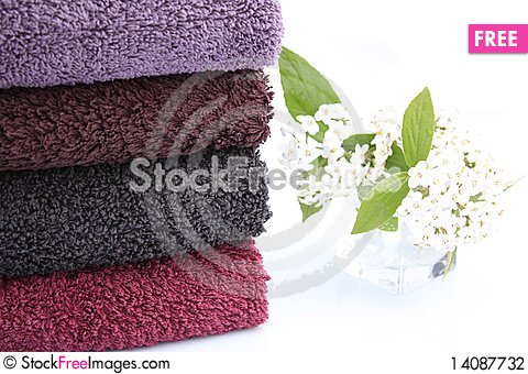 Free Towels Stock Photography - 14087732