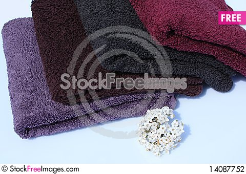 Free Towels Stock Photography - 14087752