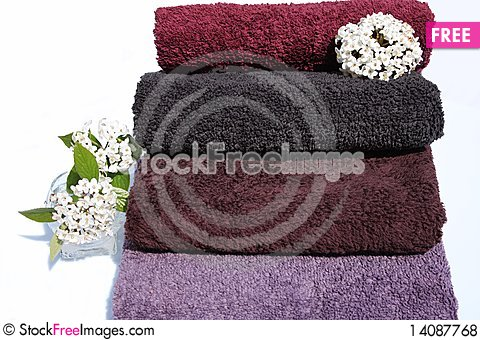 Free Towels Royalty Free Stock Photos - 14087768