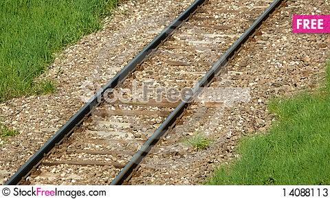 Free Train Tracks Stock Photos - 14088113