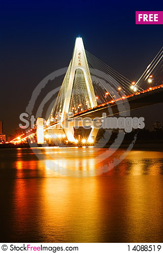 Free Bridge Royalty Free Stock Images - 14088519