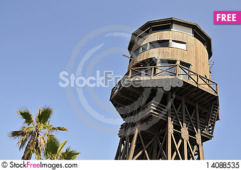 Free Converted Lighthouse Tower 2 Royalty Free Stock Photo - 14088535