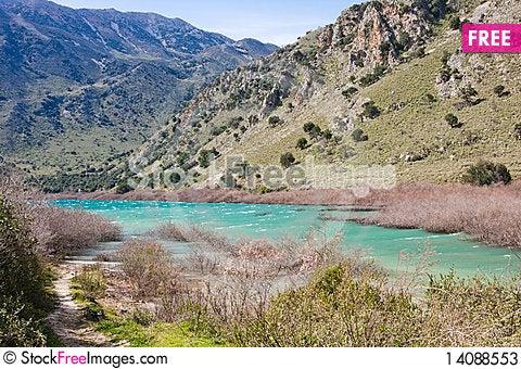 Free Kourna Lake Stock Photos - 14088553