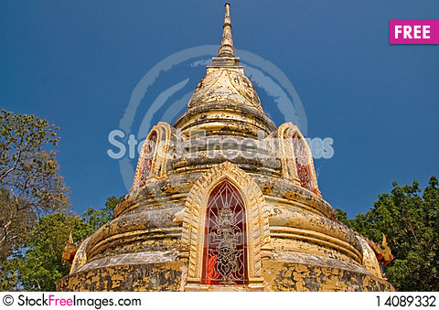 Free Temple Stock Photography - 14089332