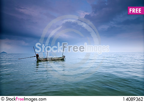Free Rowing Boat Stock Photography - 14089362