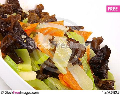 Free Freid Vegetables Stock Images - 14089524