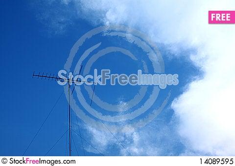 Free Antenna Royalty Free Stock Photo - 14089595