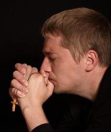 Free Prayer Stock Photo - 14080100