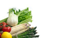 Free Vegetables Composition Royalty Free Stock Photography - 14080857
