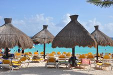 Free Beach. Stock Photos - 14081273