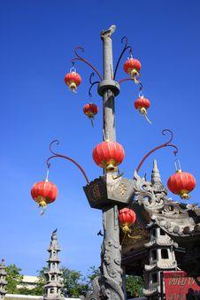 Chinese Lantern Royalty Free Stock Image