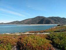 California Coastline Stock Images
