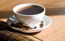 Free Morning Coffee Stock Photography - 14085352