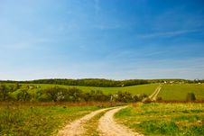 Free Spring Countryside Stock Image - 14085671