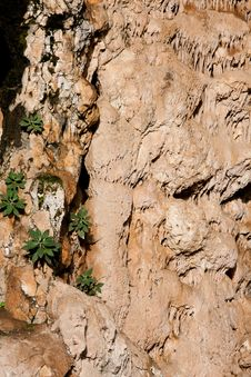 Agia Sofia Cave Stock Image