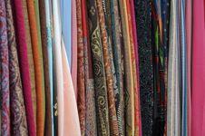Free Oriental Women S Scarves Royalty Free Stock Photo - 14089015