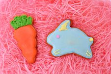 Free Easter Cookies Stock Image - 14089901