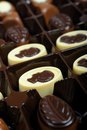 Free Delicious Background Of Swiss Dark Chocolates Stock Photos - 14097953