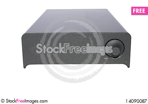 Free USB Hard Drive Royalty Free Stock Photography - 14090087