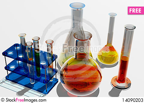 Free Chemical Devices Stock Photos - 14090203