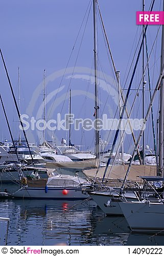 Free Yahtclub Stock Photography - 14090222
