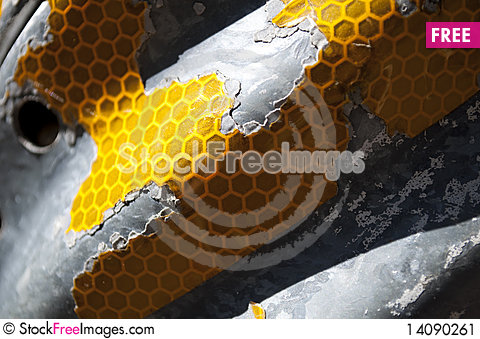 Free Decayed Reflector Stock Image - 14090261