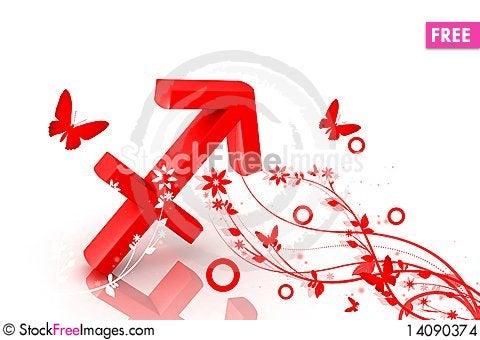 Free Zodiac Symbol Stock Images - 14090374