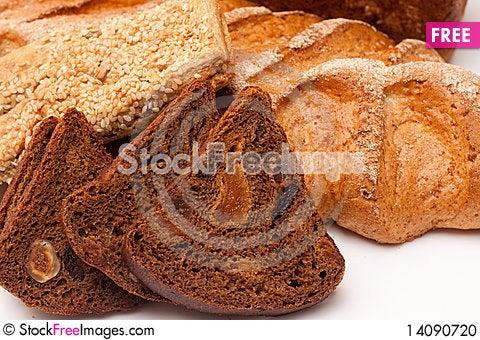 Free Bread Stock Photo - 14090720