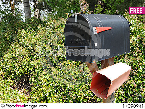 Free Mailbox Stock Image - 14090941