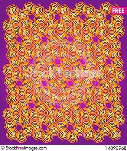 Free Violet Modern Pattern Royalty Free Stock Photos - 14090968